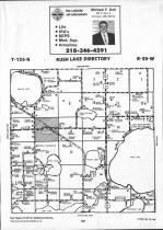 Map Image 106, Otter Tail County 1991